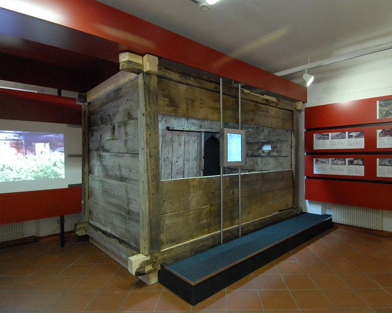 Spatmittelalterliche Schlafkammer Vom Hof Bierjun